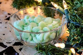 i love...: Holiday Mints Recipe