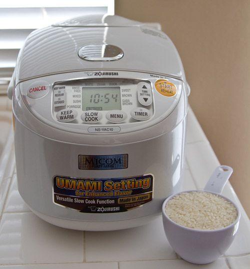 Ginger Honey Okayu (Japanese Rice Porridge) Recipe — La Fuji Mama ...