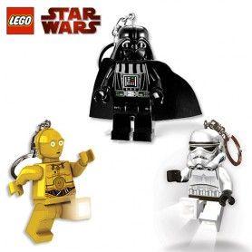 Llaveros Lego Star Wars