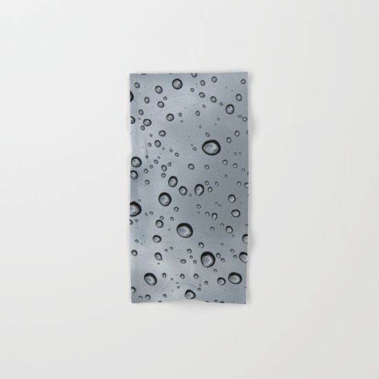 Splash - Make your reflection jealous with this artist-designed Bath Towel. The soft polyester-microfiber front and cotton terry back are perfect for, well, drying your front and back. This design is also available as a hand and beach towel. Machine washable.