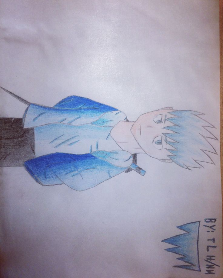 I drew this anime guy:DHis ability is ice;)I hope you like it:D.Let's give him a name;).If you now some good name pls write in the comment;)#anime #animes #animeart #animelife #painting #paint #art🎨 #art #artwork #animeguy #animeboy