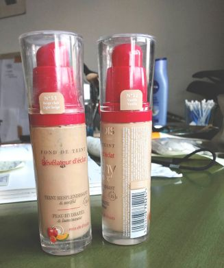 Bourjois Healthy mix foundations