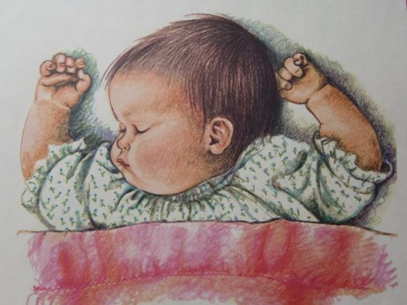 eloise wilkin illustrations | Good Night Baby / Eloise Wilkin Childrens Illustration Page for ...