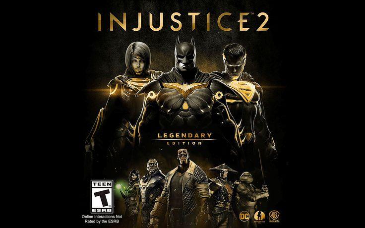 A Warner Bross anunciou nesta quarta-feira (28) o lançamento de Injustice 2: Legendary Edition para Xbox One e PlayStation 4. Se você ainda não comprou o jogo, agora tem a oportunidade de comprar com todos os conteúdos lançados para o jogo.
