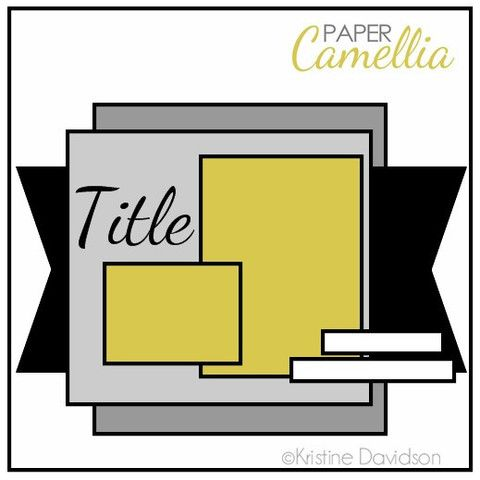 Stop Here | Paper Camellia