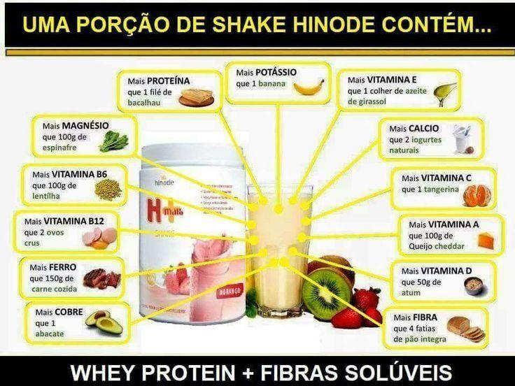 H+ Shake, peça o seu em: https://online.hinode.com.br/index.asp?id=13300491