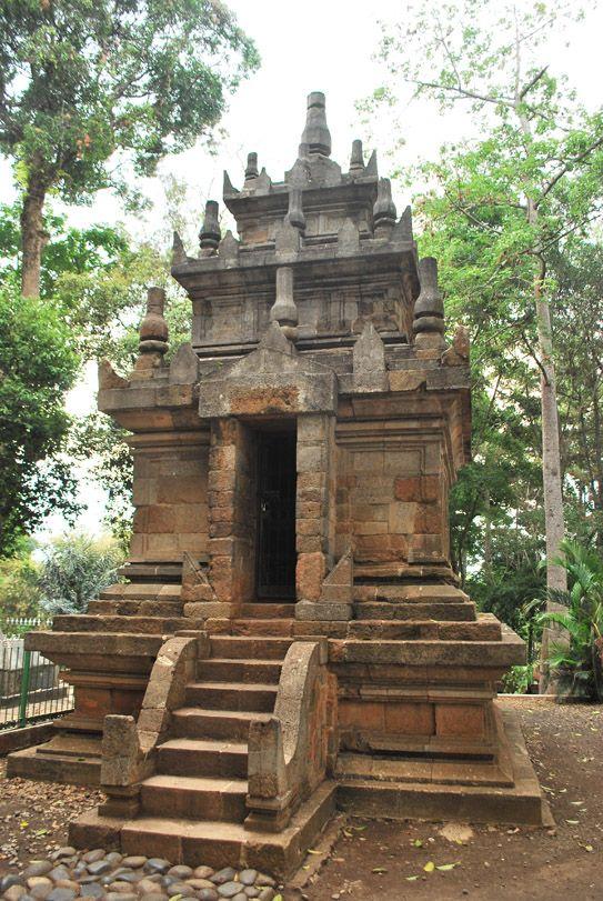 Cangkuang Temple, Garut - West Java