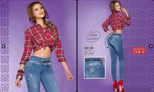 150334 - Ropa Casual / Jeans