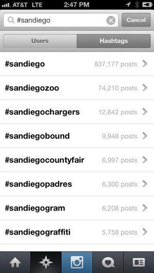 Instagram Travel Hashtags City