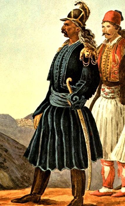Theodoros Koloktronis (Heroe de la Guerra de independencia de Grecia) 1