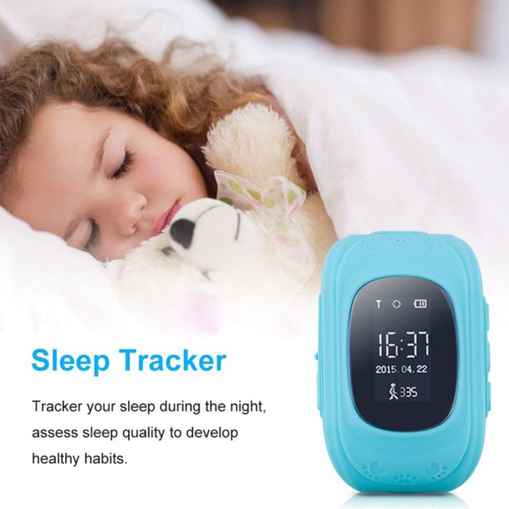 Buy  Q50 OLED Screen GPS Smart Kid Watch SOS Call Location Finder Locator Tracker for Childreb Anti Lost Monitor Baby Wristwatch c9