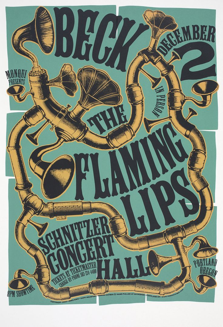 THE KING OF CONCERT POSTERS' NEW BOOK OFFERS AN EXPANSIVE