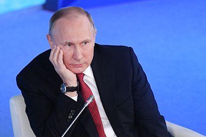 Путин прокомментировал несанкционированные митинги       Президент Владимир Путин назвал недопустимым использование несакционированных акций протеста для самопиара. «Я считаю неправильным: если кто-то, какие-то политические силы пытаются использовать в своих корыстных интересах этот инструмент не для улучшения ситуации в стране, а для самораскрутки», — сказал он.