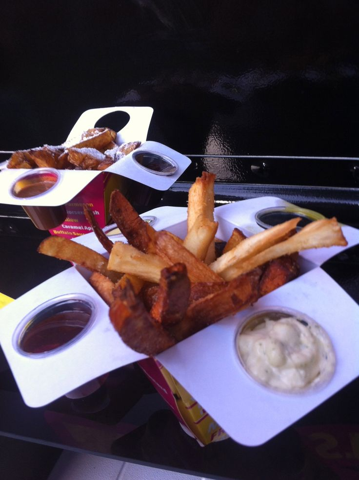 GalleryBest French Fries Food Truck