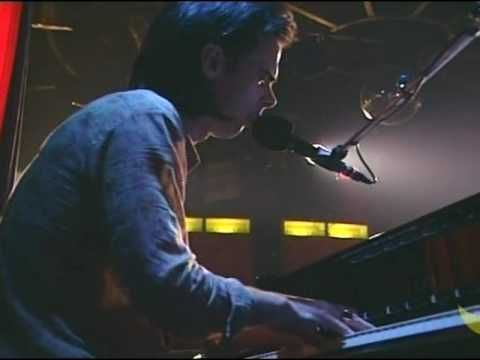 "Nick Cave <3 Gorgeous live performance of ""Into My Arms"" from The Boatman's Call, his 1997 album."