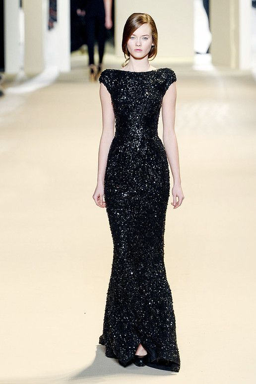 This dress is out of control. Elie Saab (of course)