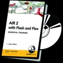 In Atmosphere 2 along with Flash as well as Flex Important Training, writer James Talbot exhibits how to create and set up Flash-based native programs with Adobe Atmosphere 2. The actual course consists of demonstrations in most supported improvement environments: Expensive Professional CS5, Expensive Catalyst CS5, as well as Flash Contractor 4.$99.95