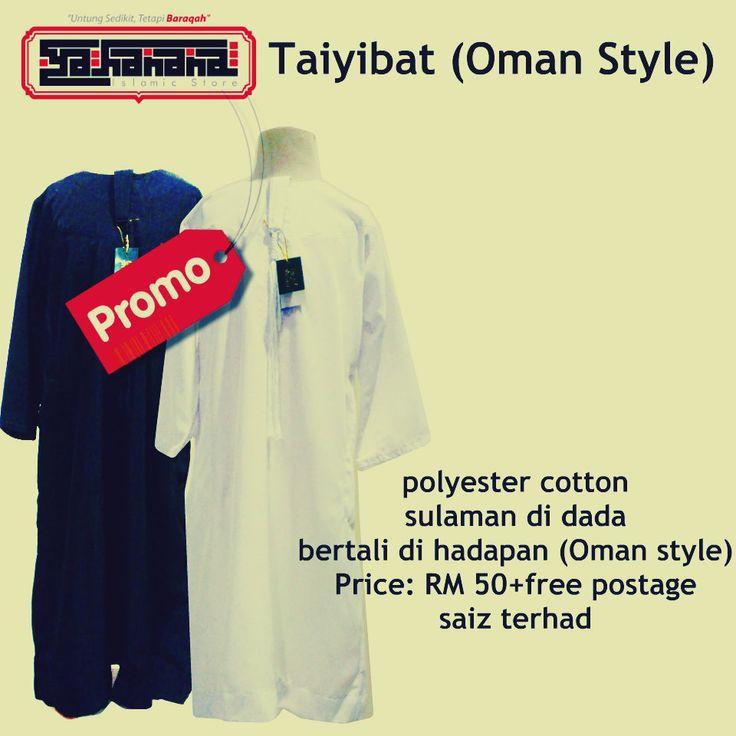 Jubah Tayibat Saudi, Oman Style, remaja