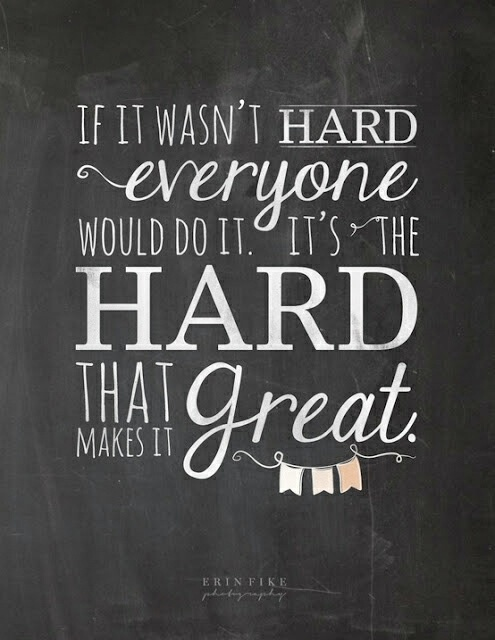 If It Were Easy Everyone Would Do It Exercise Quotes