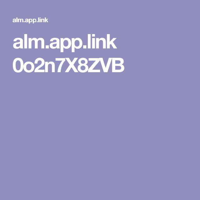 alm.app.link 0o2n7X8ZVB