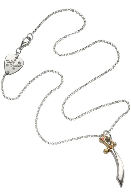 Cutlass Necklace from Tatty Devine $49.95