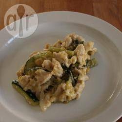 Straccetti di petto di pollo e zucchine @ allrecipes.it