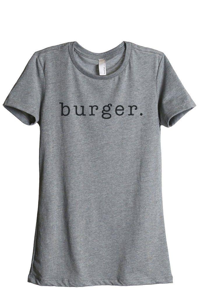 3fdb67cb002 Burger #Charcoal #crew #food-and-drinks Printed Tees, Mermaid Shirt