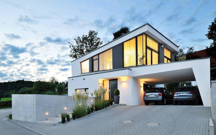 1011 Einfamilienhaus, Neubau | a.punkt architekten…