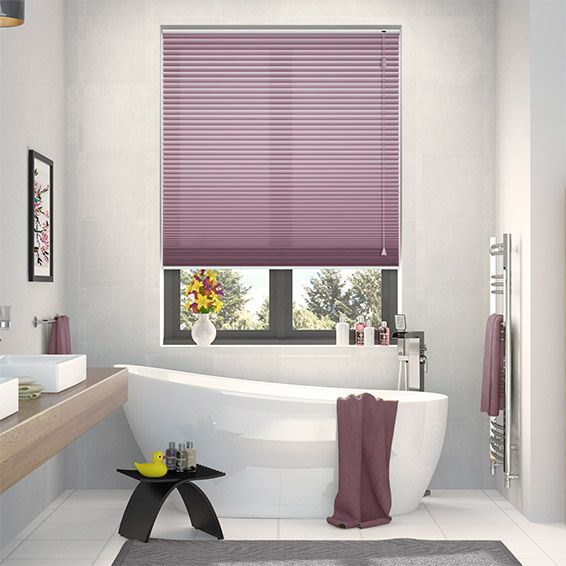 Duolight Violet Mist Thermal Blind from Blinds 2go