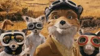 fantastic mr fox wolf scene - YouTube