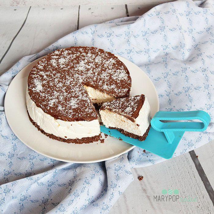 Coconut cake... summer cake! Torta fredda al cocco!