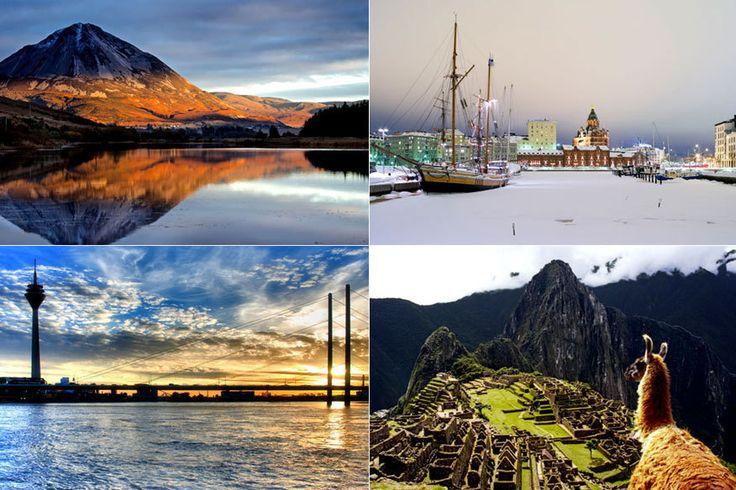 """""""National Geographic-Ranking: Die 17 coolsten Reiseziele für 2017 - TRAVELBOOK.de"""