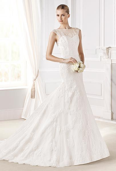 Wedding Dresses Elys Wimbledon - La Sposa Wedding Dresses - Teokath of London