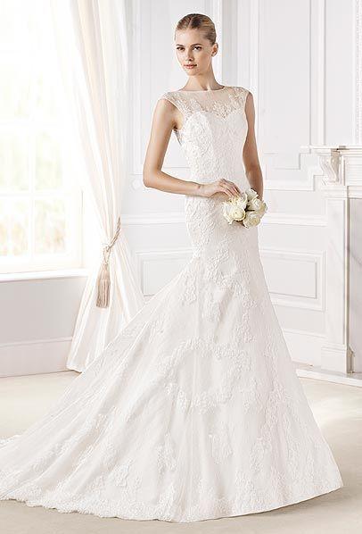 Wedding Dresses Elys Wimbledon - La Sposa Wedding Dresses - Teokath of London