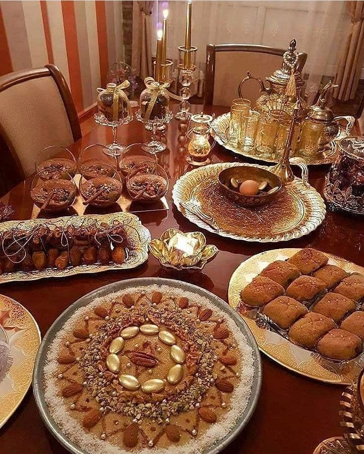 Image Shared By In Your Eyes Find Images And Videos About Food Dessert And Sweets On We Heart It The App To Get Eid Food Food Decoration Morrocan Food