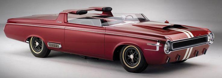 1964 Dodge Hemi Charger