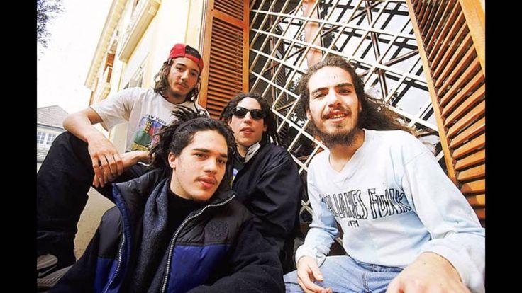 """LOS TETAS 10 de las mejores canciones.  banda Chilena de Funk """" Los tetas"""""""
