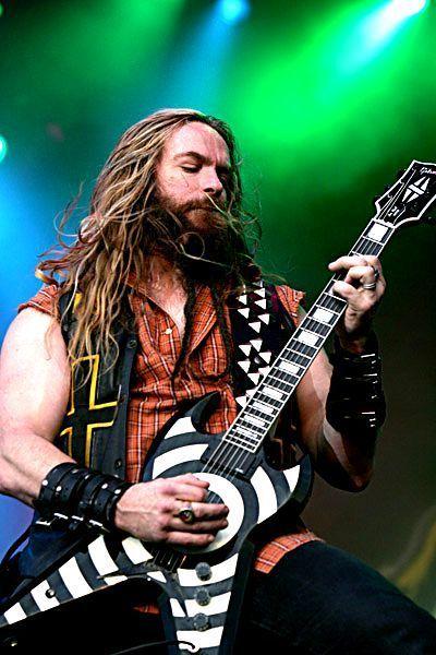 Zakk Wylde of Jeffery Philip Wielandt (Bayonne (New Jersey), 14 januari 1967) is een Amerikaanse metalgitarist, bekend geworden door zijn soloprojecten en als gitarist bij Ozzy Osbourne en Black Label Society.