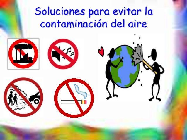 Resultado de imagen para estrategias para prevenir la contaminacion atmosferica