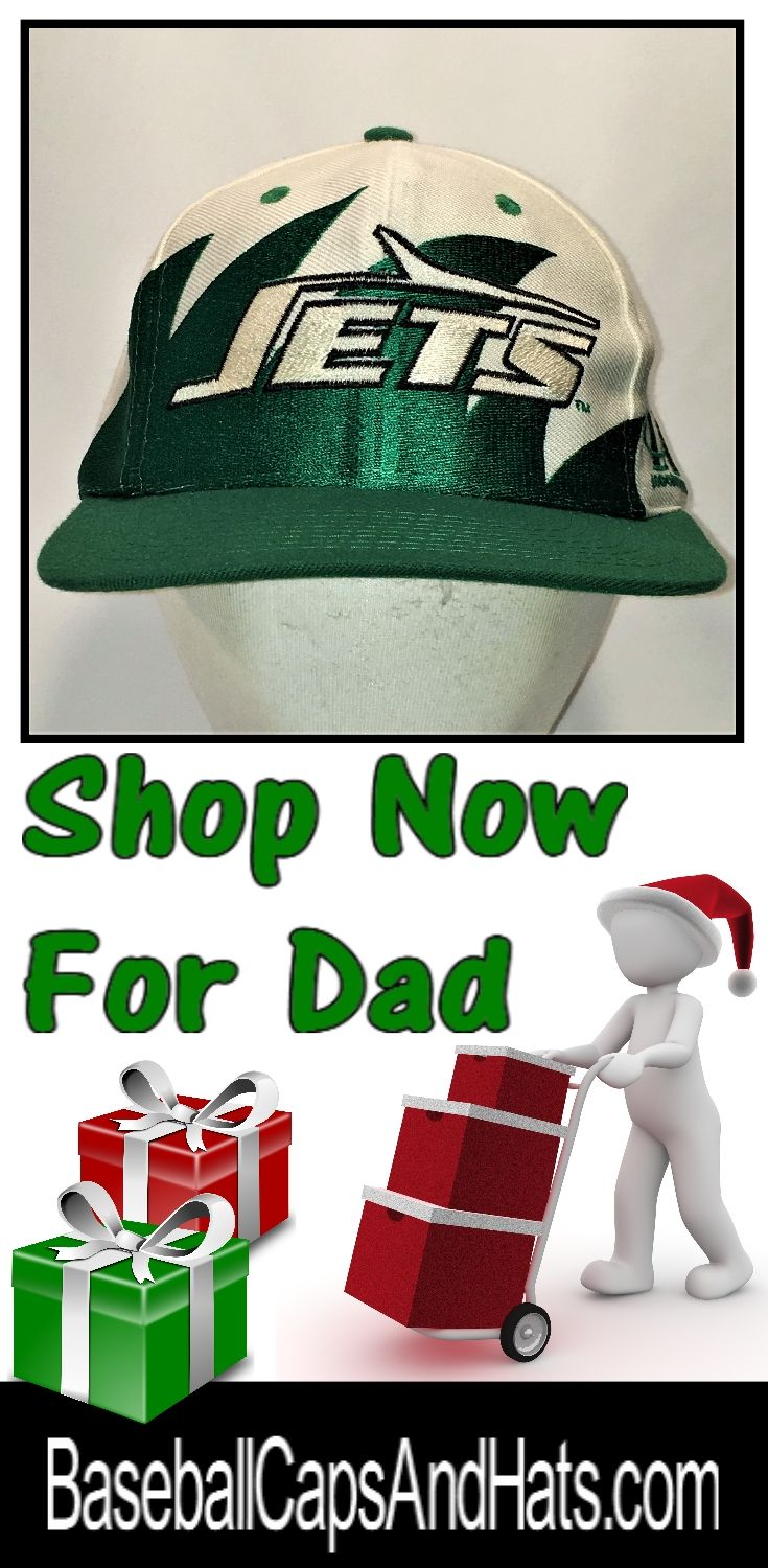 cbcc4626ed1 Check out our selection of  ChristmasGiftsForDad like this NY Jets Football  Hat available in our  ETSY Shop. Get your Christmas Gifts For Dad and  Football ...