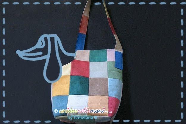 Borse Di Stoffa Da Cucire : Images about borse trasportino tutorials on