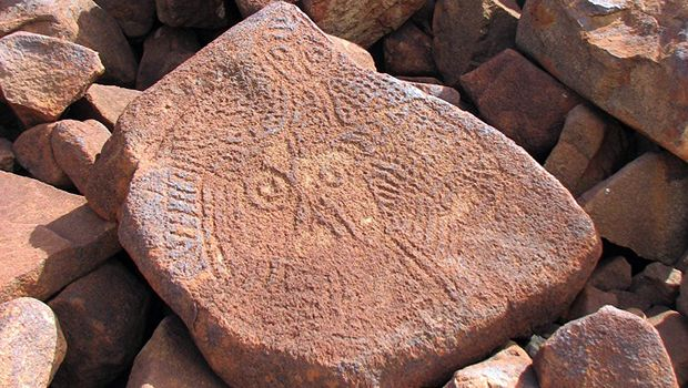 Study confirms vast collection of Aboriginal engravings in the Pilbara may be tens of thousands of years old.