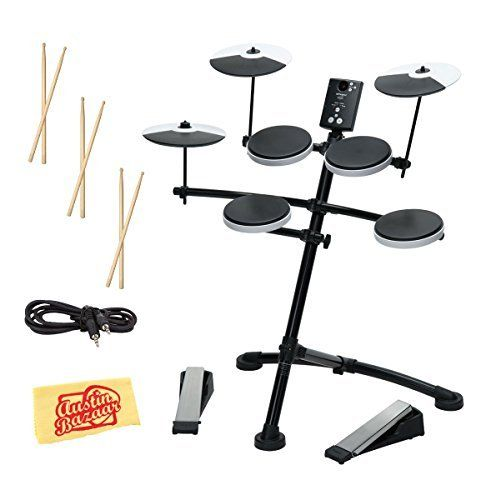 Roland TD-1K Electronic Drum Set Review: Small Set, Big Sound