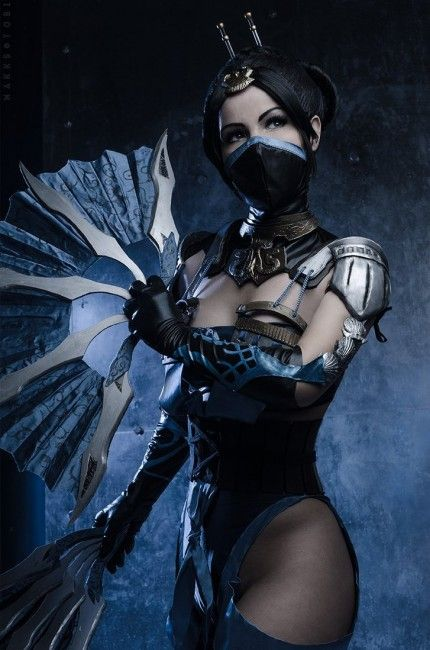 Mortal Kombat X Kitana Cosplay is Truly Epic | All That's Epic | Epic Cosplay…