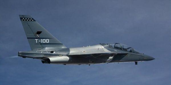 To T100 της Leonardo υποψήφιο για νέο εκπαιδευτικό τζετ της αμερικανικής πολεμικής αεροπορίας