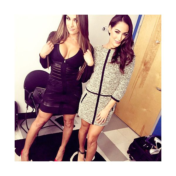 Nikki and Brie Bella are my girl crushes