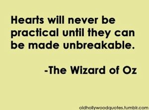 Wizard of Oz: Oz Quotes, Sad Quotes