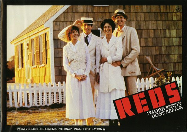 30 best reds images on Pinterest | Warren beatty, Diane keaton and ...