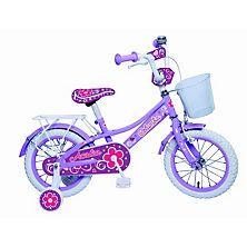 """Columbia 14"""" Azalea Girls'Bike with Training Wheels    [[Aurelia]]"""