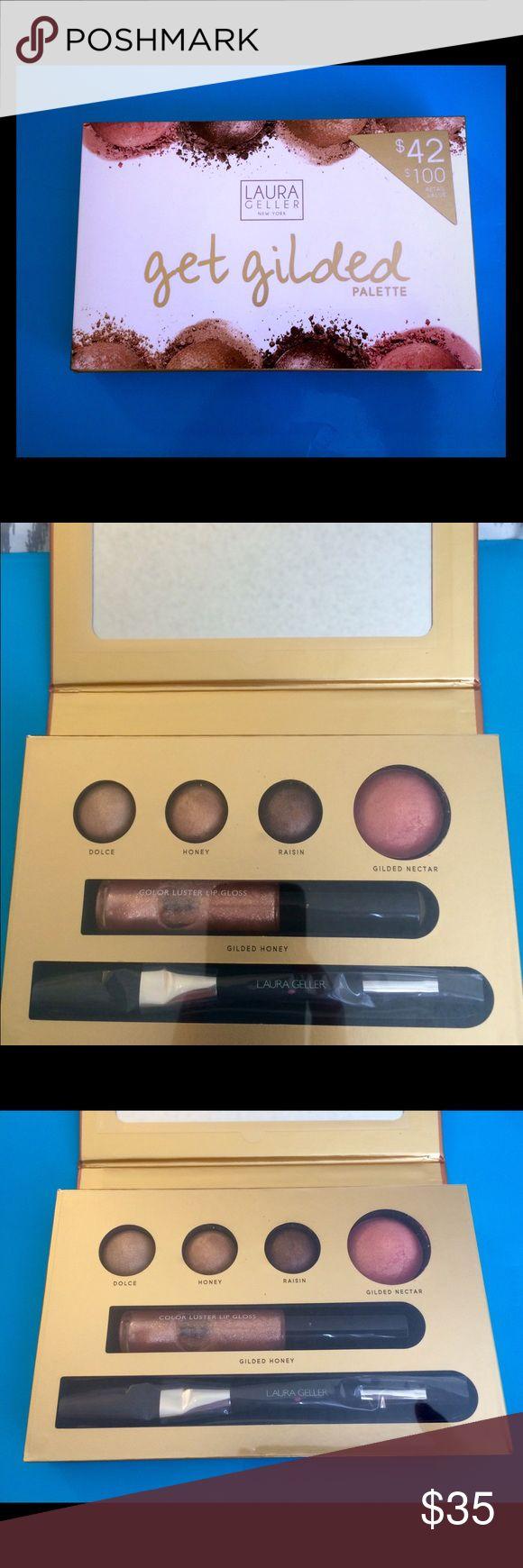 Laura Geller, New York Get Gilded Palette Boutique Laura